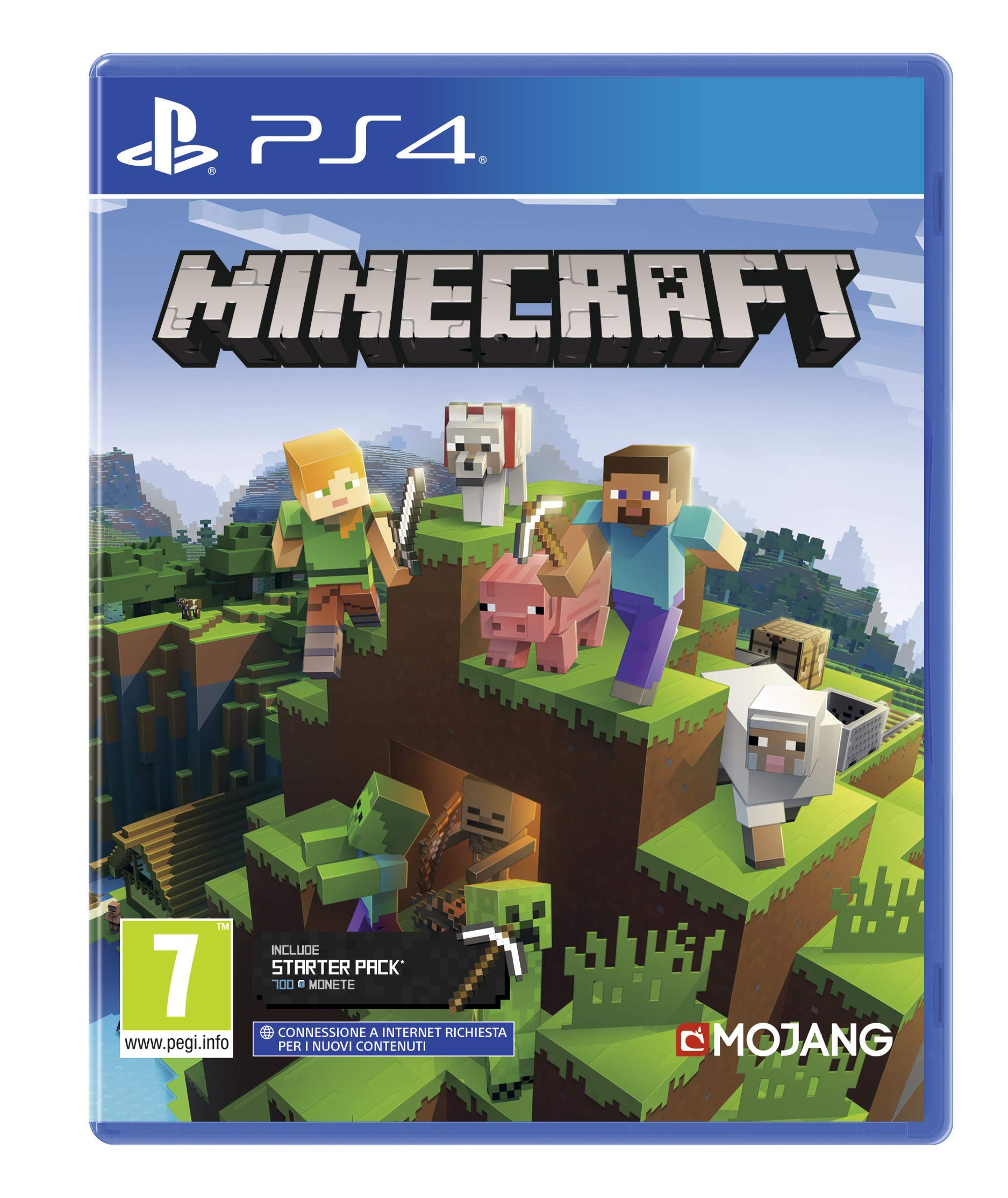 Minecraft - Complete Edition -PlayStation 4 [Importación italiana ...
