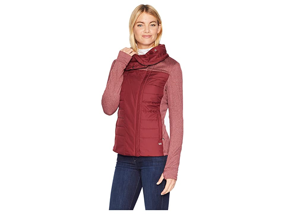 Helly Hansen Astra Jacket (Cabernet) Girl