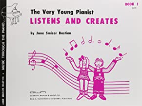GP79 - Bastien Very Young Pianist Listens & Creates Book 1