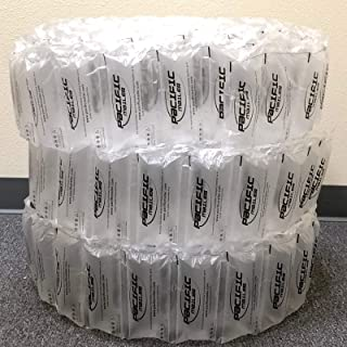 330 Count 4 x 8 in Air Pillows 40 Gallons 5.33 Cubic Feet Void Fill Cushioning for Packing, Shipping Package