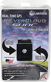 LandAirSea SilverCloud SYNC 2 Real-time 4G LTE Vehicle Tracking Device GPS Car Tracker and