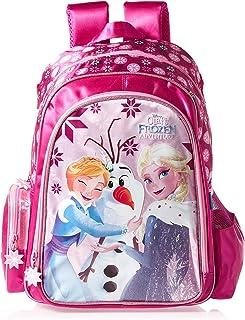Disney Frozen School Backpack for Girls - Purple