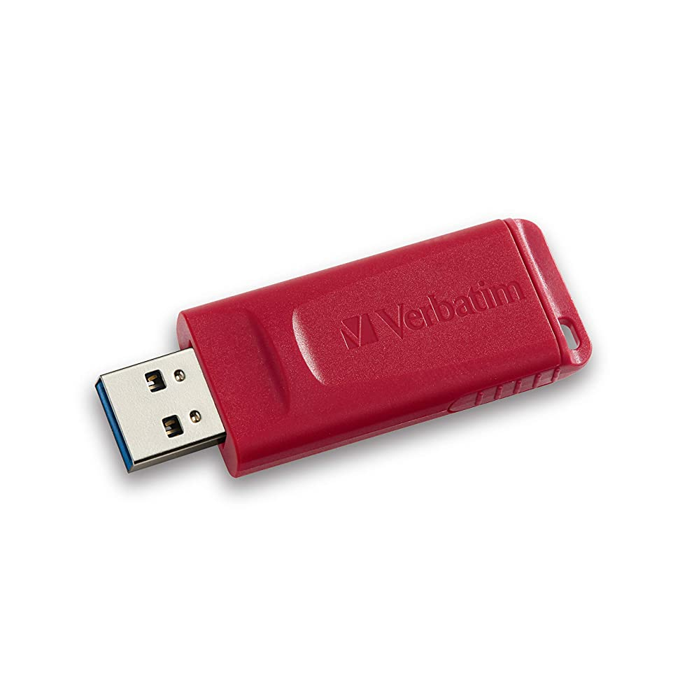Verbatim 16GB Store 'n' Go USB Flash Drive - PC / Mac Compatible - Red