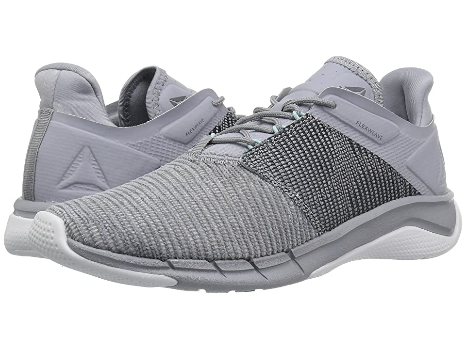 Reebok Flexweave Run (Cool Shadow/Porcelain/Blue Lagoon/White/Black) Women