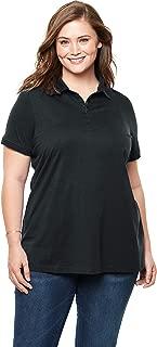 plus size uniform shirts