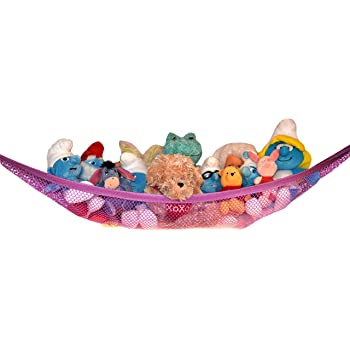 How to Crochet a Toy Storage Hammock: 15 Steps (with Pictures) | 350x350