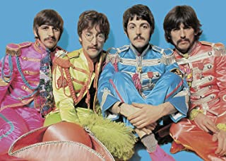 Ravensburger The Beatles SGT. Pepper 1000 Piece Jigsaw Puzzle for Adults – Every Piece is Unique, Softclick Technology Means Pieces Fit Together Perfectly
