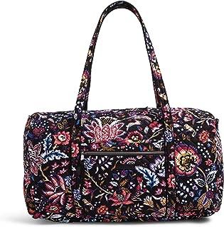 Women's Signature Cotton Lay Flat Travel Duffel Travel Bag