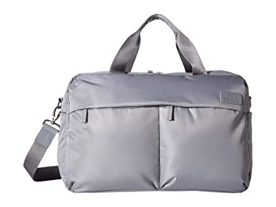 Lipault Paris City Plume 24 Hour Bag (Pearl Grey) Bags