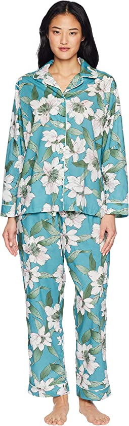 Magnolia Nights Luxe Pima Pajama Set