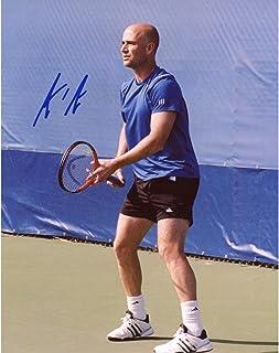 6b6f4f1105ef6 Amazon.com: Andre Agassi - Sports: Collectibles & Fine Art