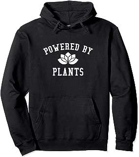 plant powered hoodie