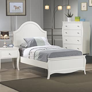 Coaster Home Furnishings Dominique Twin Youth Bed White