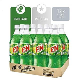 F&N Sparkling Flavoured Drink, Fruitade, 1.5L (Pack of 12)