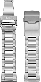 Citizen Men's CZ Smart, Holiday 2020 Stainless Steel Strap, Silver, 22 Casual Watch (Model: 59-S07729)