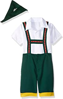 Bavarian Boys Costume