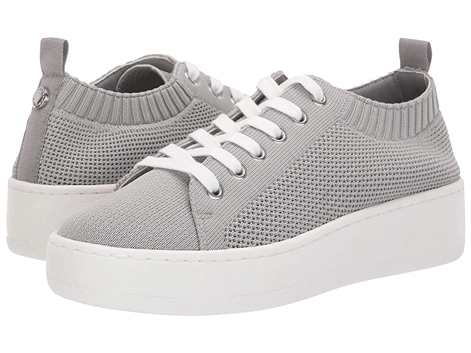 bc0cc9ef1fe Steve Madden Bardo Sneaker (Grey) Women s Lace up casual Shoes