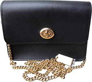 Coach Bowery Signature Debossed Patent LeatherCrossbody Handbag b6c5db986e