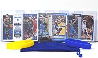 Stephen Curry Card Bundle - (6) Golden State Warriors Basketball Trading Cards - 2X MVP # 30