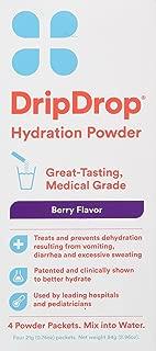 Drip Drop ORS 4 Powder Packs Berry