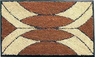 Coco&Coir Natural Coir | Non-Slip | Thick Coir | Premium Quality | Rubber Backed | Eco-Friendly | Indoor | Outdoor | Heavy...