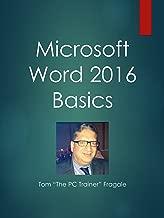 Microsoft Word 2016 Basics