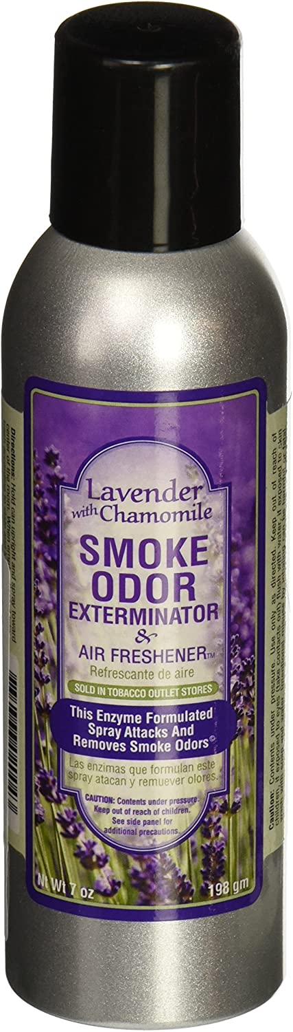 Tobacco Outlet Products Luxury Smoke Odor Spray Exterminator 7oz Max 56% OFF Large