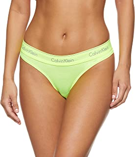Calvin Klein Jeans Women's THONG Coordinate Panties
