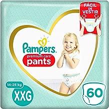 Fralda Pants Premium Care, Pampers, XXG, Pacote de 60