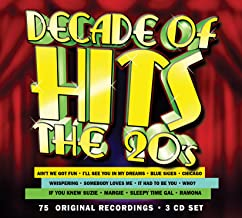 Decade of Hits: The 20's / Various