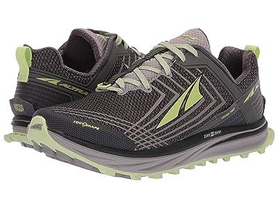 Altra Footwear Timp 1.5 (Gray/Lime) Women