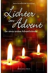 Lichter im Advent: Der etwas andere Adventskalender Taschenbuch