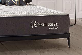 NATURALEX | Matelas Exclusive 140x190 Cm | 1-2 Personnes | Confort Premium Multicouches | Durabilité Supérieure | Collecti...