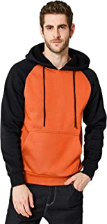 Percy Perry Mens Casual Long Sleeve Classic Fit Sweatshirts Pullover Hoodie