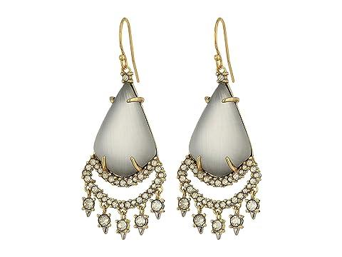 Alexis Bittar Crystal Lace Chandelier Earrings C4Z2HK6J