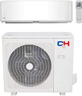 COOPER AND HUNTER 24000 BTU Ductless Mini Split Air Conditioner Heat Pump