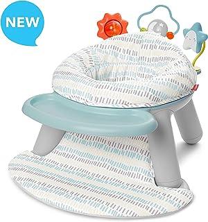 Skip Hop - Silla de bebé 2 en 1, color plateado
