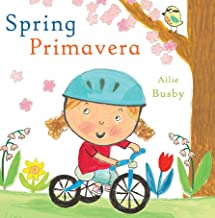 Primavera/Spring (Spanish/English Bilingual editions)