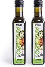 Avohass New Zealand Extra Virgin Avocado Oil 8.5 fl oz 2 Bottle Case (Extra Virgin, 2 Pack)