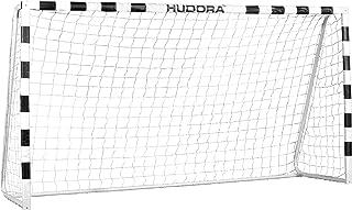 HUDORA fotbollsmålsstadion – fotbollsmål trädgård stor – 76909