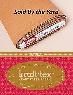C&T PUBLISHING Kraft-tex Paper Fabric Natural 19