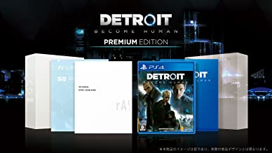[PS4] Detroit: Become Human Premium Edition [early purchase privilege] theme for the PS4 (encapsulation)