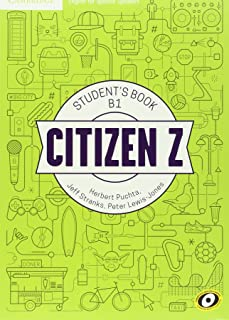 Citizen Z B1 Student's Book with Augmented Reality - 9788490361085