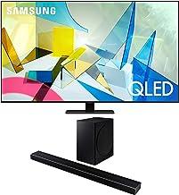 "$1795 » Samsung QN65Q80TA 65"" Ultra High Definition 4K QLED Quantum HDR Smart TV with a Samsung HW-Q60T Wireless 5.1 Channel Soundbar and Bluetooth Subwoofer (2020)"