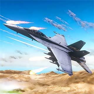 Modern Air Strike Combat Jet Fight: Warplane Dogfight Sim 2019