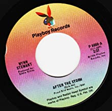 After The Storm/Don't Monkey With My Widow 45RPM