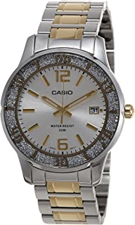 Casio Dress Watch Analog Display for Women LTP-1359SG-7A