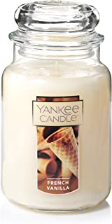 Yankee Candle Large Jar Candle French Vanilla