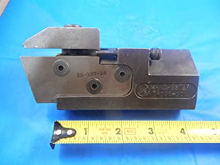 MANCHESTER T 100 10 Lathe Cut Off Grooving Tool CNC Tool Holder Machine Shop
