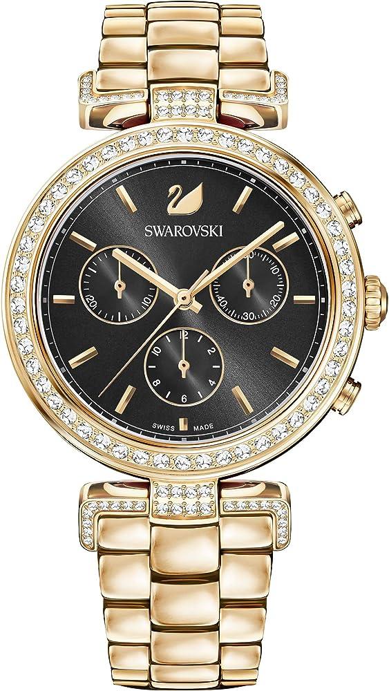 Swarovski orologio era journey in acciaio inossidabile da donna 5295366